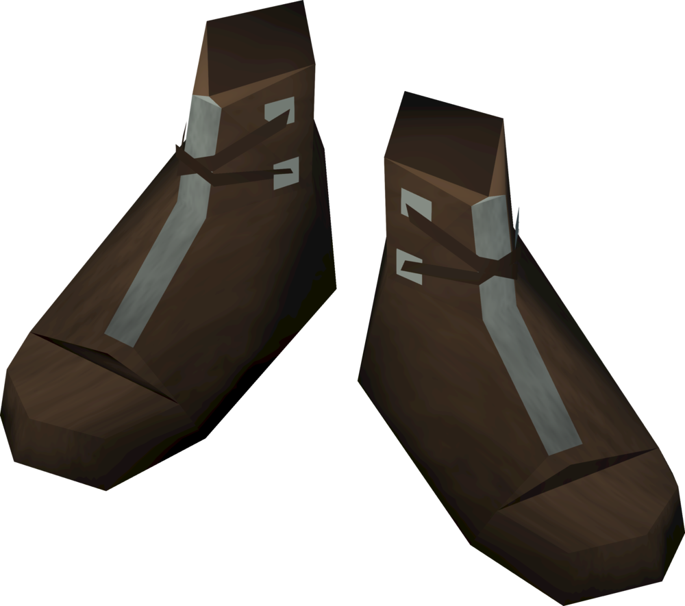 Warlord boots detail
