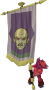 Banner carrier (ghoul)