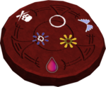 Greater conjuration platform