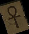 Icthlarin relic detail
