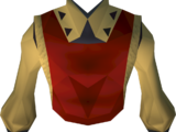 Musketeer's tabard (yellow)