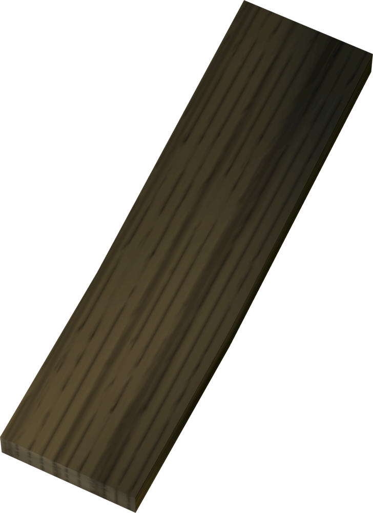 A Plank Is The Lowest Level Construction Item And Is Used In Several  Quests. It Is Made Of Normal Wood. Although Construction Is A Members Only  Skill, ...