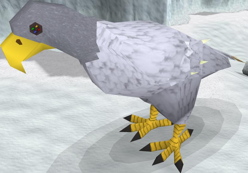 Polar eagle   RuneScape Wiki   FANDOM powered by Wikia
