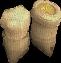 Seed sacks