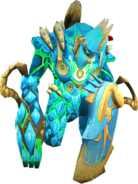 Telos, the Warden (dormant) (christmas)