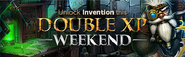 Unlock Invention with DXPW lobby banner