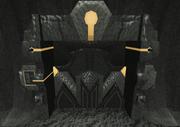 Zemouregal's door