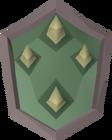 Adamant berserker shield old