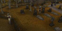 Cemitério das sombras