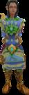 Grand Exchange clerk (elf)