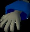 Human appendage detail