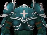 Rune platebody (Saradomin)