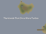 The Islands That Once Were Turtles