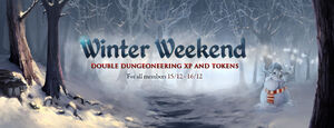 Winter Weekends banner 3