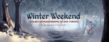 Winter Weekends banner 3