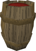 Barrel (Viyeldi caves)