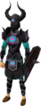 Black heraldic armour set 1 (sk) equipped.png