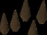 Bronze arrowheads