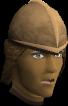 Bronze helm chathead