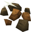 High-quality copper ore detail