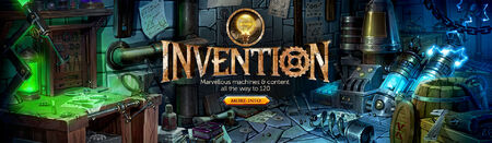 Invention Batch 2 head banner