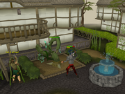 Jade Vine fight