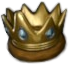 Jagex moderator crown detail