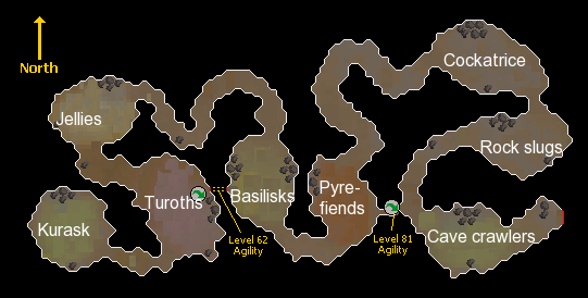 Slayer dungeon map2