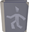 Agility tome (blue) detail