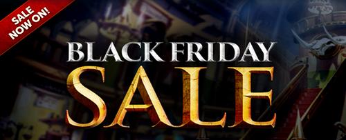Black Friday Sales update post header