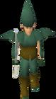 Elf warrior (Iorwerth bow) old