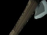 Kratonite hatchet