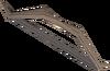 Maple shortbow detail
