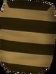 Pirate shirt (brown) detail