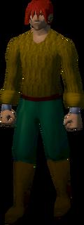 Poison Salesman