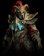 Primal armour art