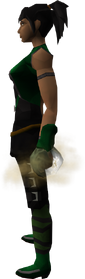 Seismic singularity (barrows) equipped