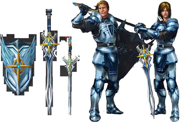 Sir Owen Hero Pack