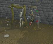 Tromened wraith safespot
