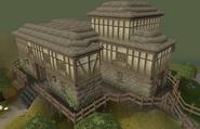 Tutorial Island (historical) bank