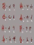 Vampyriric Font