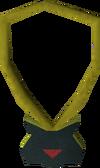 Catspeak amulet detail