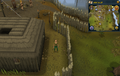Compass clue Edgeville east of building with potter's wheel in Barbarian Village.png