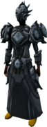 Elite tectonic armour (Third Age) equipped