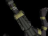 Karil's pistol crossbow