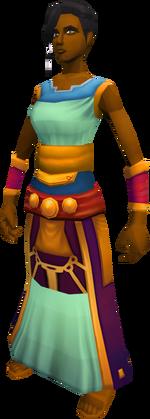 Menaphite citizen (Merchant District, female, 3)