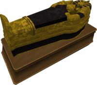Pharaoh's Sarcophagus