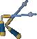 Dowsing rod (charged) detail