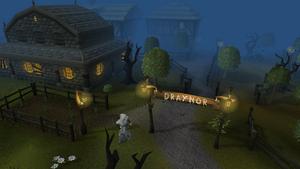 Draynor Village entrance