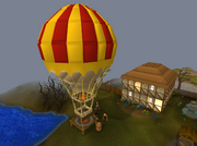 Enlightened Journey built balloon
